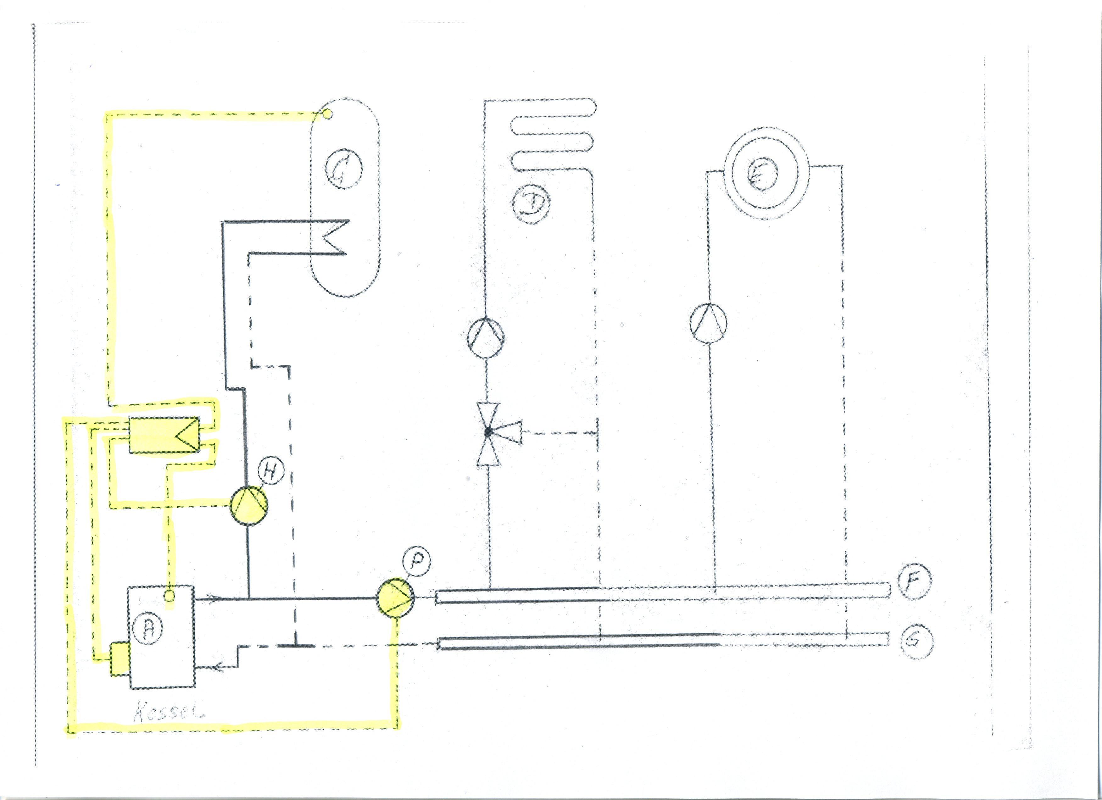 gro schema der heizungsanlage bilder schaltplan serie. Black Bedroom Furniture Sets. Home Design Ideas